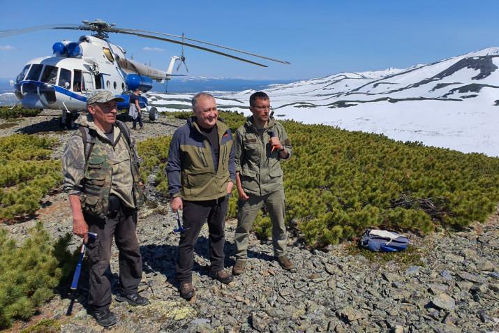 Магаданская область займётся серьезной геологоразведкой
