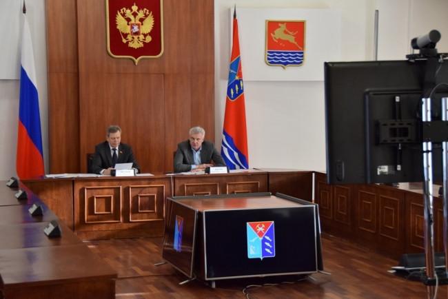 Наблюдательный совет Корпорации развития Магаданской области обсудил проекты 2021 года
