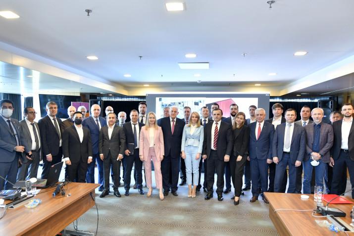 Турецким инвесторам представили ключевые инвестиционные проекты Магаданской области