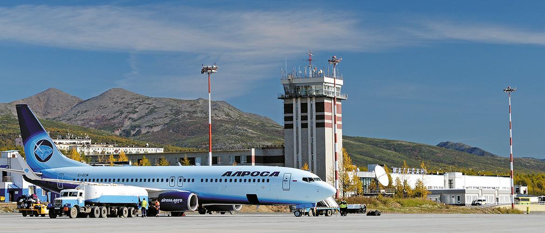 Определен подрядчик по проектированию аэровокзала в Магадане