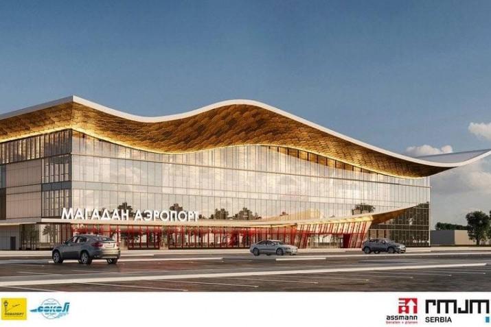 Утверждена концепция дизайна аэропорта в Магадане